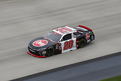 October 5, 2018 - Dover, Delaware, United States of America - Christopher Bell (20) takes to the track to practice for the Bar Harbor 200 at Dover International Speedway in Dover, Delaware. (Credit Image: © Justin R. Noe Asp Inc/ASP via ZUMA Wire)