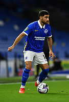 Football - 2020 / 2021 EFL Cup - Round Two - Brighton & Hove Albion vs Portsmouth<br /> <br /> Brighton & Hove Albion's Alireza Jahanbakhsh, at the Amex Stadium.<br /> <br /> COLORSPORT/ASHLEY WESTERN