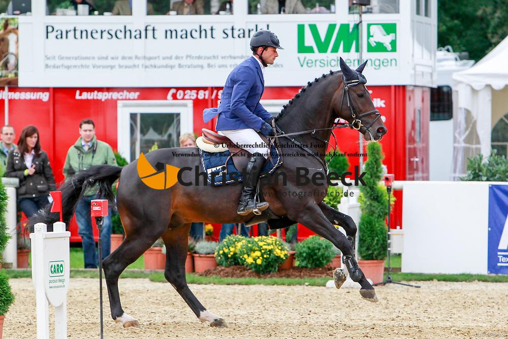 , Warendorf - Bundeschampionate  01. - 05.09.2010, Cole Porter - Symmangk, Michael