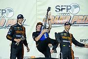 August 17, 2013: Grand Am Kansas. Max Angelelli, Jordan Taylor, Wayne Taylor Racing