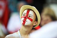 Football - 2018 FIFA World Cup - Group G: England vs. Tunisia<br /> <br /> Fans are seen at Volgograd Arena, Volgograd.<br /> <br /> COLORSPORT/IAN MACNICOL