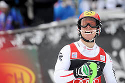 06.01.2013, Crveni Spust, Zagreb, CRO, FIS Ski Alpin Weltcup, Slalom, Herren, 2. Lauf, im Bild Marcel Hirscher (AUT) // Marcel Hirscher of Austria reacts after 2nd Run of mens Slalom of the FIS ski alpine world cup at Crveni Spust course in Zagreb, Croatia on 2013/01/06. EXPA Pictures © 2013, PhotoCredit: EXPA/ Pixsell/ Daniel Kasap..***** ATTENTION - for AUT, SLO, SUI, ITA, FRA only *****
