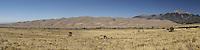 Colorado Fall Nature; Grand Sand Dunes NP; Alamosa NWP