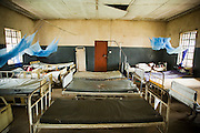 Ward at the UBC hospital in Mattru Jong, Sierra Leone, on Tuesday April 20, 2010.