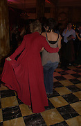 Pippa Markham and Yasmin Kerr. The 2005 Crillon Debutante Ball. Crillon Hotel, Paris. 26  November 2005. ONE TIME USE ONLY - DO NOT ARCHIVE  © Copyright Photograph by Dafydd Jones 66 Stockwell Park Rd. London SW9 0DA Tel 020 7733 0108 www.dafjones.com