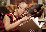 Tibet's spiritual leader the DALAI LAMA