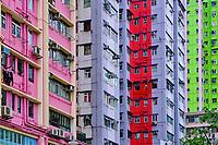 Chine, Hong Kong, Kowloon, Sham Shui Po // China, Hong Kong, Kowloon, Mongkok, Sham Shui Po