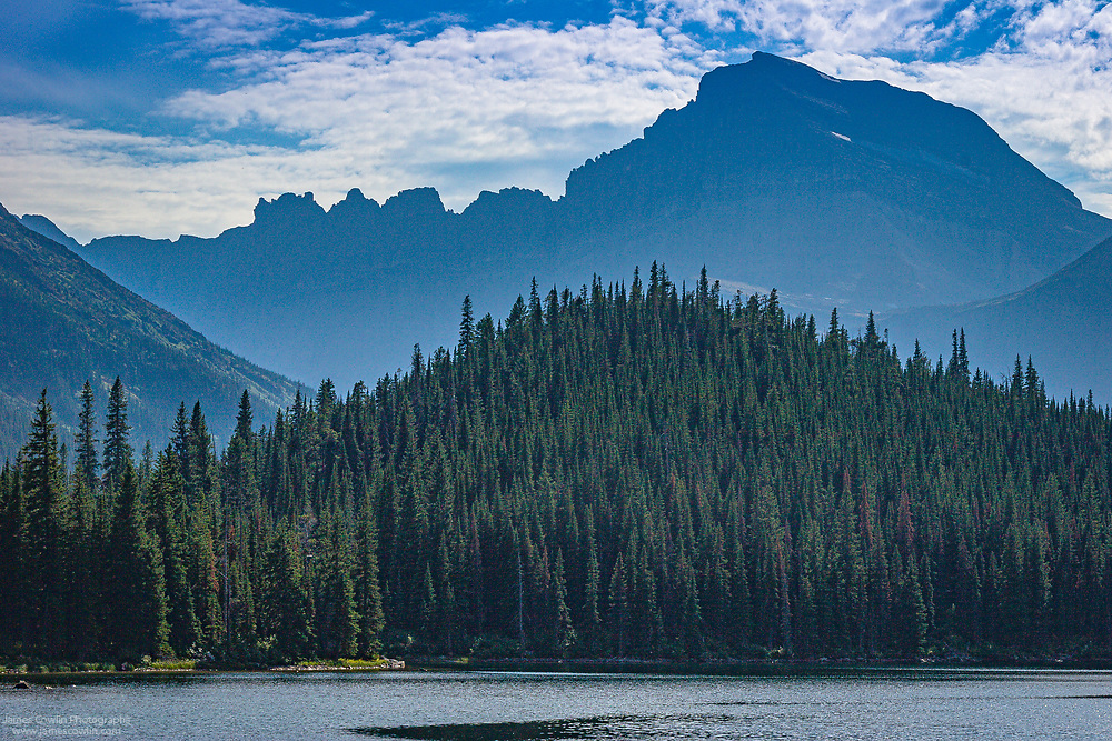 Swiftcurrent Nature Trail, Swiftcurrent Lake