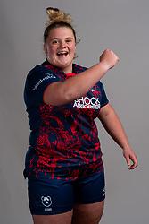 Megan Wynne of Bristol Bears Women - Mandatory by-line: Robbie Stephenson/JMP - 26/11/2020 - RUGBY - Shaftsbury Park - Bristol, England - Bristol Bears Women Media Day