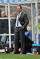 Birmingham City/Barnsley npower Championship 24.09.11<br />Photo: Tim Parker Fotosports International<br />Keith Hill manager Barnsley during the game