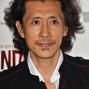 David Dai attends the Raindance Opening Gala 2018 held at Vue West End, Leicester Square on September 26, 2018 in London, England.