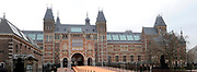 Koningin Beatrix heropent het Rijksmuseum na een verbouwing van bijna tien jaar.<br /> <br /> Queen Beatrix reopens the the Rijksmuseum after renovations of almost ten years.<br /> <br /> Op de foto / On the photo: Rijksmuseum