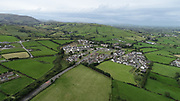 Kilcoo GAA Lough Island Reservoir County Down Ireland July 2020 Aerial Photos
