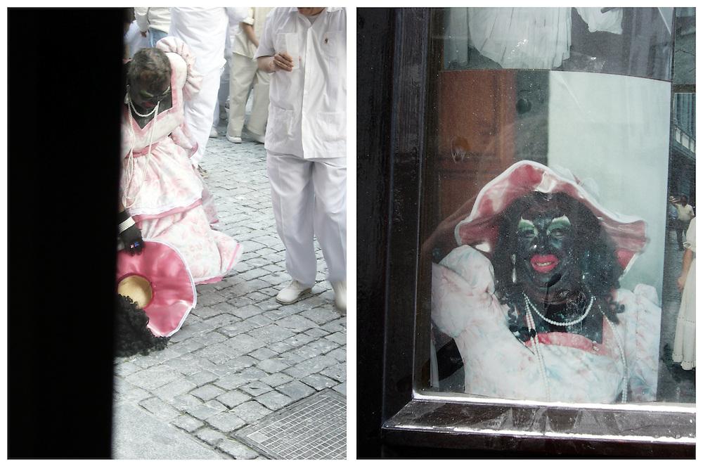 2006 - La Palma -  Los Indianos - The white Carnival