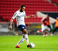 Football - 2020 / 2021 EFL Carabao Cup - Round Three - Bristol City vs  Aston Villa<br />  <br /> Ahmed Elmohamady of Aston Villa in action during todays match, at Ashton Gate.<br />  <br /> COLORSPORT/SIMON KING