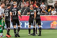Ireland Men v Germany Men 200819