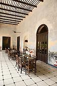 Yucatan interiors