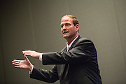 Anderson Business Advisors host their INC U seminar at the Hard Rock Hotel & Casino in Las Vegas, Nevada, on May 31, 2014. (Stan Olszewski/SOSKIphoto)