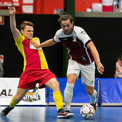 BRISBANE, AUSTRALIA - AUGUST 13:  during the Series Futsal Queensland Round 9 match between South Brisbane FC and Mansfield Futsal on August 13, 2017 in Brisbane, Australia. (Photo by South Brisbane FC / Patrick Kearney)