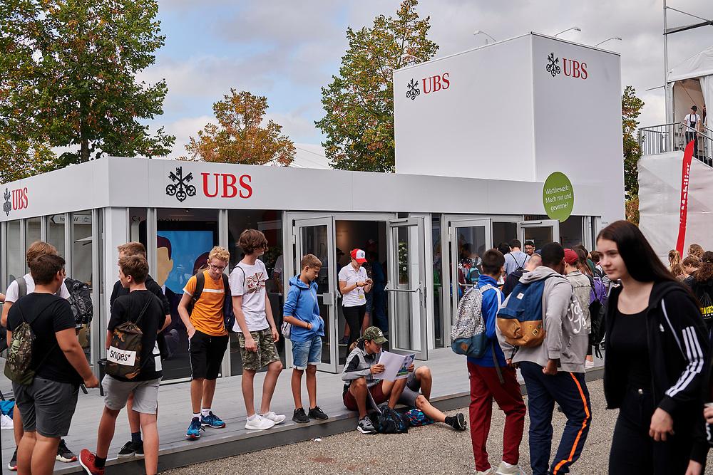 Sponsoren - UBS. © Manu Friederich
