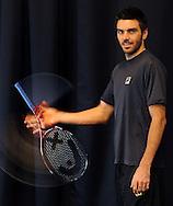 29/10/2010 Stirling University.Scottish Tennis-Colin Fleming  Pic Neil Hanna