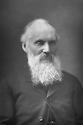 William Thomson, Lord Klevin (1824-1907), Scottish mathematician and physicist. Photograph published London c1890.