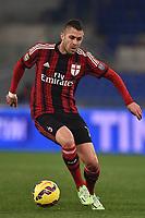 Jeremy Menez Milan <br /> Roma 24-01-2015 Stadio Olimpico, Football Calcio Serie A Lazio - Milan. Foto Andrea Staccioli / Insidefoto