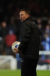 Peterborough United Manager, Darren Ferguson - Photo mandatory by-line: Dougie Allward/JMP - Mobile: 07966 386802 11/03/2014 - SPORT - FOOTBALL - Peterborough - London Road Stadium - Peterborough United v Bristol City - Sky Bet League One