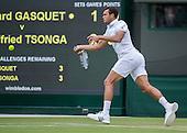 Richard Gasquet vs Jo-Wilfried Tsonga