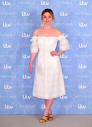 Nell Hudson attending the Victoria Season 2 Screening at the Ham Yard Hotel, London. PRESS ASSOCIATION Photo. Picture date: Thursday August 24, 2017. Photo credit should read: Ian West/PA Wire
