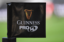 Guiness Pro 14<br /> <br /> Photographer Mike Jones/Replay Images<br /> <br /> Guinness PRO14 Round Round 16 - Ospreys v Cheetahs - Saturday 24th February 2018 - Liberty Stadium - Swansea<br /> <br /> World Copyright © Replay Images . All rights reserved. info@replayimages.co.uk - http://replayimages.co.uk
