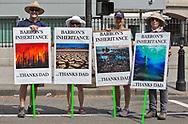 Climate Marchg in Washington D.C.