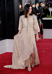 Lana Del Rey attends the 60th Annual GRAMMY Awards at Madison Square Garden on January 28, 2018 in New York City. Photo by Lionel Hahn/ABACAPRESS.COM