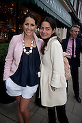 ROIE NATHAN; RIMA BRIHI, The Pimlico Road Summer party. London SW1. 9 June 2009