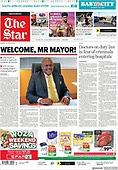 October 01, 2021 - AFRICA: Front-page: Today's Newspapers In Africa