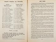 All Ireland Senior Hurling Championship Final,.Programme, .04.09.1955, 09.04.1955, 4th September 1955,.Galway 2-8, Wexford 3-13,.Minor Galway v Tipperary, .Senior Galway v Wexford,.Croke Park,..Galway Minor Team, C Croke, S Naughton, T Broderick, S Keane, P Davis, A. Dwyer, S Murray, M Fox, P. Lally, N Murray, C Marmion, D Neville, T Flanagan, E Newell, S Gannon, Substitutes, N P O'Neill, P. Carr, S Conroy, G Cahill, M Sweeney,..Tipperary Minor Team, S Ryan, T Gleeson, R O'Donnell, M Craddock, D. Ryan, R Reidy, S Warren, M Burns, C Foyle, S Doyle, A Leahy, M. Gilmartin, L O'Grady, P Ryan, P Dorney, Substitutes, S Small, C Ahearne, M O'Gara, A Landers, C Cash,