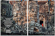 Conde Nast Traveler (Italy). Reportage on Giant buddha statues in Asia