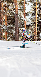 24.02.2017, Lahti, FIN, FIS Weltmeisterschaften Ski Nordisch, Lahti 2017, Nordische Kombination, Langlauf, im Bild David Pommer (AUT) // David Pommer of Austria during Cross Country of Nordic Combined competition of FIS Nordic Ski World Championships 2017. Lahti, Finland on 2017/02/24. EXPA Pictures © 2017, PhotoCredit: EXPA/ JFK