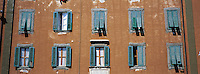 Italie. Toscane. Livourne. // Livorno. Tuscany. Italy.