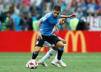 Lucas Torreira (Uruguay)<br /> Nizhny Novgorod 06-07-2018 Football FIFA World Cup Russia  2018 Uruguay - France / Uruguay - Francia <br /> Foto Matteo Ciambelli/Insidefoto