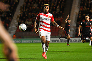 Mallik Wilks of Doncaster Rovers (7) in action during the EFL Sky Bet League 1 match between Doncaster Rovers and Sunderland at the Keepmoat Stadium, Doncaster, England on 23 October 2018.