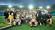New Zealand Warriors, Gold Coast Titans v Vodafone Warriors at Cbus Super Stadium in Robina, Queensland, Australia. 10 June 2017 - Round 14 of the NRL season 2017.<br /> Copyright photo: Scott P / www.photosport.nz