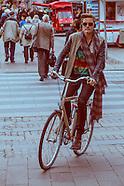 People of Copenhagen Denmark