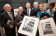 A unique collection of photographs that captures the essence of life in 1950's Ireland was launched last night (Tuesday 6th November) by An Taoiseach, Mr Enda Kenny TD at the RHA Gallery, Ely Place, Dublin 2..The 1950s Ireland in Pictures, which is published by O'Brien Press, contains 130 images from the Lensmen Photographic Archives. The stunning and thought-provoking images will bring back memories of the people, personalities and events that shaped the decade and offer a fascinating insight into the cultural and political events of that time..Lensmen, Ireland's premier photographers, was established in 1952 by Andrew Farren and Padraig MacBrian and this year celebrates 60 years in continuous business.  Lensmen Photographic Agency is the oldest leading press and social photographer in Ireland.  The Lensmen Collection - licensed to Irishphotoarchive.ie - comprises almost three million images documenting every aspect of life from the 1950s to to-day..The 1950s Ireland in pictures captures images from the world of entertainment and theatre; Olympic achievements and sporting events; horse-racing and show-jumping; politics and religion; industry and agriculture, and much more.  Christy Ring, Laurel and Hardy, Ronnie Delany, Tom Barry, Joseph Locke, Noel Purcell, Maeve Kyle, Leo Rowsome, Cyril Cusack, Siobhan McKenna, Vivien Leigh, Noel Coward and Michael MacLiammoir are among the well -known personalities in the book..The 1950's marked the last decade of 'old' Ireland when all communication was local.  It was prior to the introduction of television and the massive growth in international communications that ensued..A read through the 1950s Ireland in Pictures will capture the memories of those who lived through the decade, bring credibility to those who heard the stories of the 1950s and capture the imagination of how we lived in another Ireland to those born in the 21st Century!.The 1950's Ireland in pictures is a companion volume to the hugely popul
