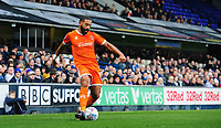 Blackpool's Liam Feeney<br /> <br /> Photographer Chris Vaughan/CameraSport<br /> <br /> The EFL Sky Bet League One - Ipswich Town v Blackpool - Saturday 23rd November 2019 - Portman Road - Ipswich<br /> <br /> World Copyright © 2019 CameraSport. All rights reserved. 43 Linden Ave. Countesthorpe. Leicester. England. LE8 5PG - Tel: +44 (0) 116 277 4147 - admin@camerasport.com - www.camerasport.com