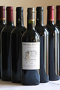 Bottle of Domaine Damiens Cuvee Tradition Andre and Pierre Michel Beheity Madiran France