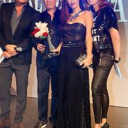 NLD/Amsterdam/20121112 - Beau Monde Awards 2012, Leco Zadelhoff, John Lukken, Yolanthe Sneijder - Cabau van Kasbergen en Leontien Borsato - Ruiters