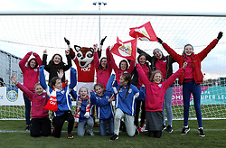 - Mandatory by-line: Robbie Stephenson/JMP - 28/04/2016 - FOOTBALL - Stoke Gifford Stadium - Bristol, England - Bristol City Women v Aston Villa Ladies - FA Women's Super League 2