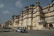 India, Rajasthan, Udaipur City Palace Museum