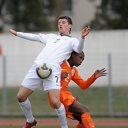 20100303: SLO, Football - Friendly match between Slovenia and Netherlands, U21